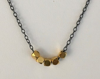 Simply Edgy Necklace #2