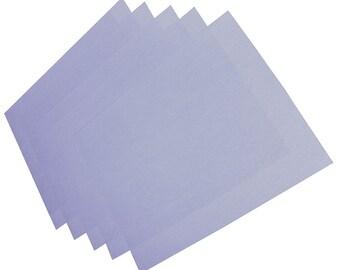 "3M 600 Grit Wet or Dry Polishing Paper Grey - Pkg of 5 (8.5"" x 11"")  (EM2701)"