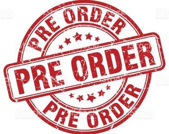 PRE ORDER for the peach supporter box
