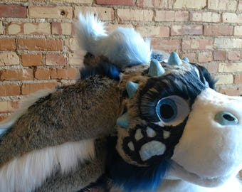 Private listing. Angel dragon custom fursuit. 200 each payment. 2200 total