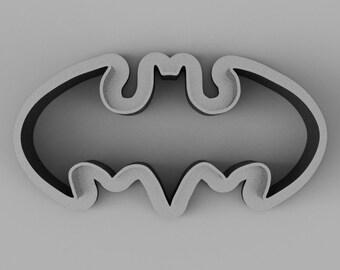 Batman Cookie Cutter, Various Sizes
