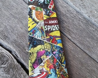 Old School Comic Book Tie
