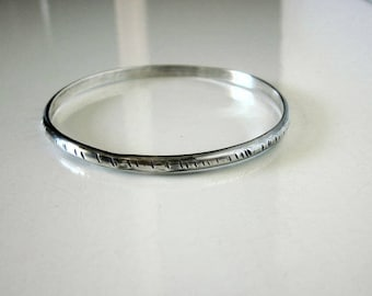Bella's Large Bangle Bracelet