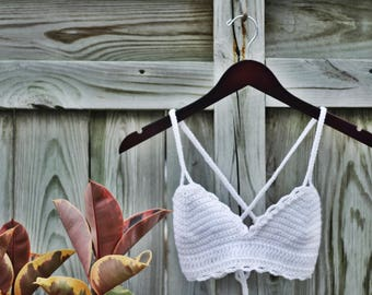 The Azalea Bralette Design || MADE TO ORDER