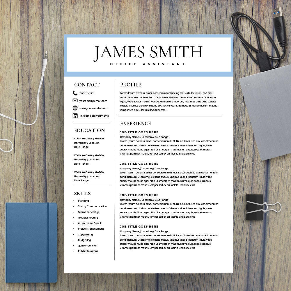 resume template for men writer resume template for word