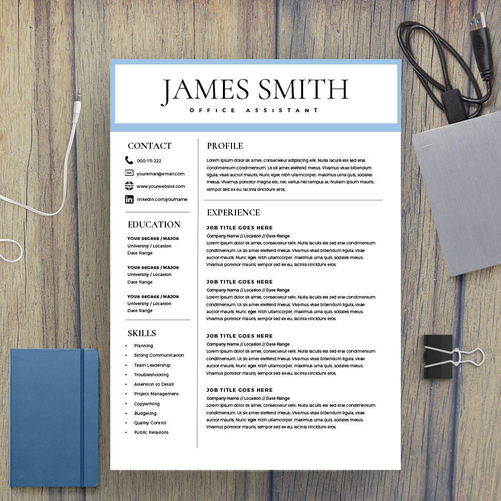 resume template for men writer resume template for word