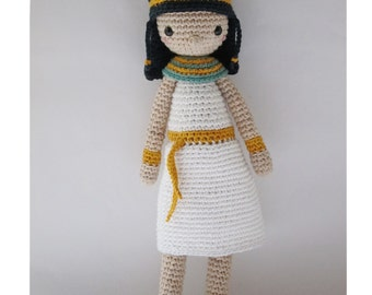 Cleopatra - Crochet Pattern by {Amour Fou}