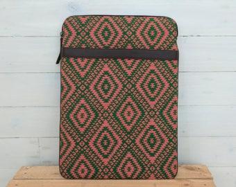Vegan Electric Fields Laptop/Tablet Sleeve