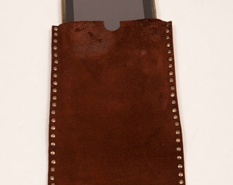 Brown distressed leather sleeve for Samsung Galaxy Tab / pro 10.1 s10.5 and Ipad 4 Ipad air 2 Acer tab 10A3 9.6 tablet case