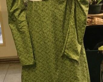 Size 12 Regency Dress; Fits 32-34 Bust