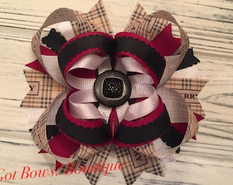 Burberry Stacked Boutique Bow