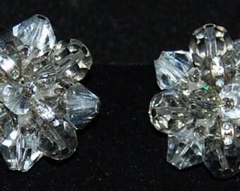 signed vendome earrings