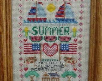 Sweet Summertime Sampler