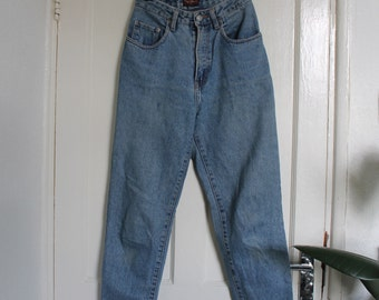 Pepe Betty Jeans High Waisted Light Blue Jeans,