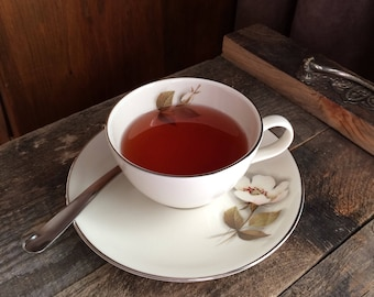Fake Cup Tea Hand Crafted Nancy Prentiss Fine China Teacup Photo Prop Staging