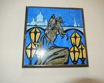 RUSSIAN TILE WALL Hanging