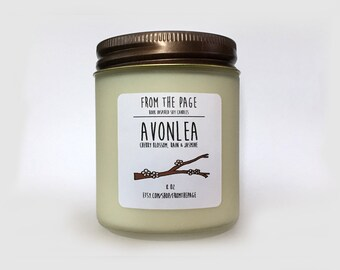 Avonlea Soy Candle - 8 oz