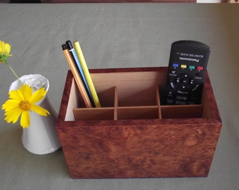 Remote control caddy or desk tidy/pencil holder