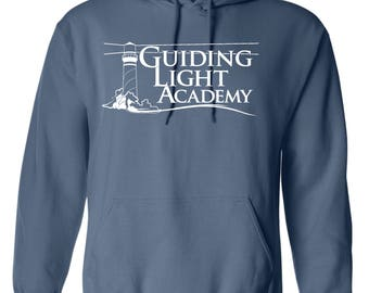 Guiding Light Academy - Hoodie w/ full front impression