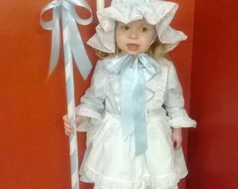Custom Made Little Bo Peep Costume