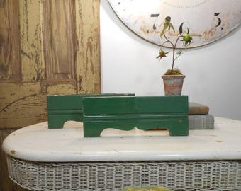 Furniture Salvage, Footstool Legs, Wooden Art Supply, Assemblage, Mixed Media, Found Objects