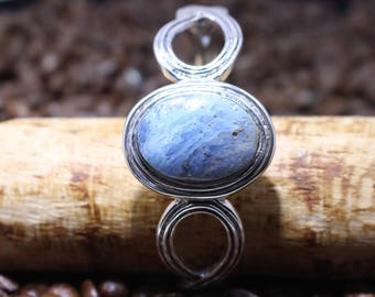 Leland Blue Sterling Silver Bracelet