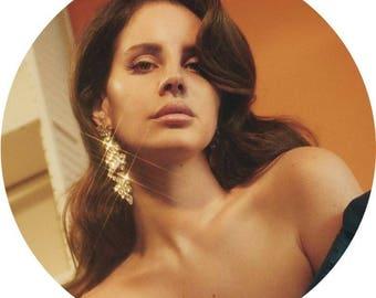 Lana Del Rey 25mm badges