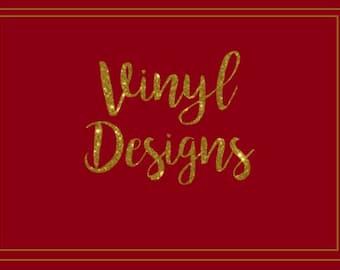VINYL DESIGNS