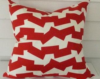 Reversible Studio Bon Indoor/Outdoor Pillow Cover