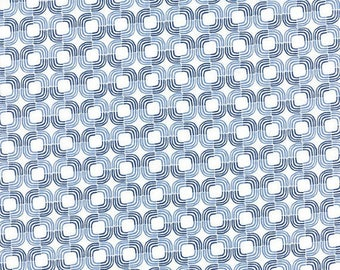 Moda Fabric  - Aria - Kate Spain - Chrysalis - 27231 16 - Cotton fabric by the yard(s)