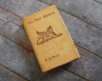 Miniature Book --- The Time Machine
