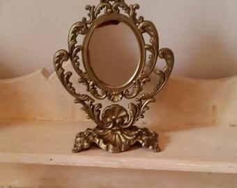 Miroir pivotant etsy - Miroir ovale sur pied ...