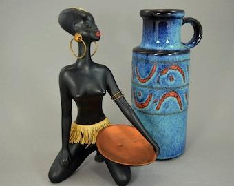 Vintage vase / Scheurich / 401 20 | West Germany | WGP | 60s