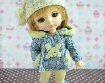 Pre-order Pukifee Lati Yellow winter outfit