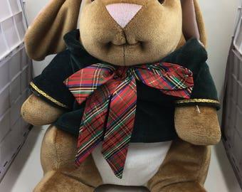 1985 Plush Velveteen Rabbit Toys R Us
