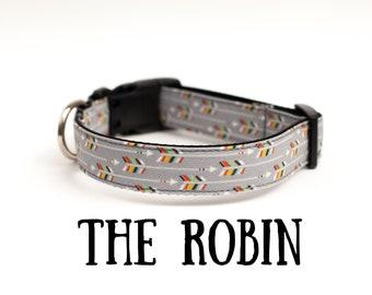Handmade Arrow Dog Collar, archer, dog collar for girls, dog collar for boys, dog collar, dog lover, collar, bowtie