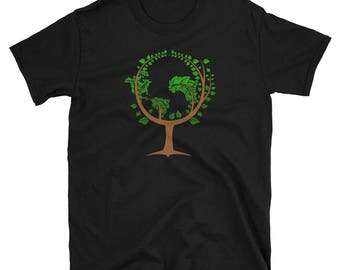 Men's Happy Earth Day T shirt Gift--Save The Earth Shirt--Go Green Shirt -- Earth Day April 22 T-shirt