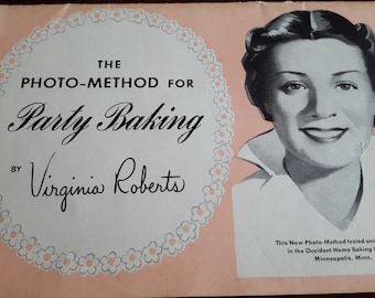 The Photo Method for Part Baking