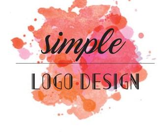 Simple Logo Design, Custom Logo Design, Custom Logo Branding, Business Branding, Logo Design, Branding Package, Custom Business Branding