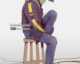 R6S | Bandit