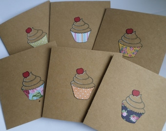 Cupcake Note Cards