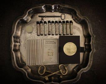 Deluxe Parfüm Öl Sampler - Düfte Mini Vielzahl Satz von botanischen - für fremde Frauen - natürliche Parfüm-Geschenkset