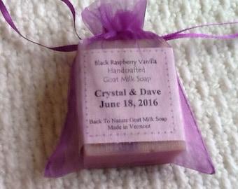Goat Milk Soap Special Occasion/25 favors goat milk soap/wedding favors/shower favors