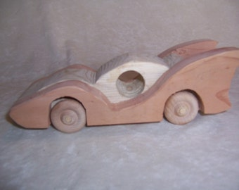 Racing Style Toy Car Handcrafted for our Racing Fans, Kids, Big and Small
