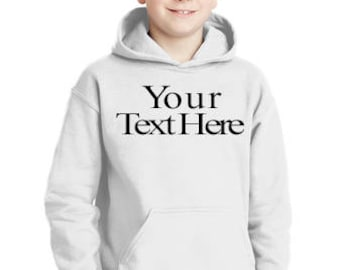 You Design Custom Kid's Hoodie