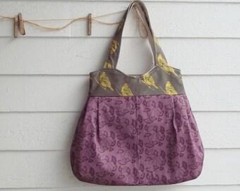 Granny Bag - Large - Key Fob - 2 Pockets