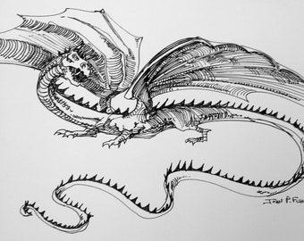 Dragon, Spring 18