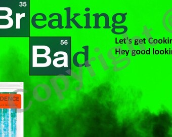 Breaking Bad Valentine Instant Download Card Card Love You Be