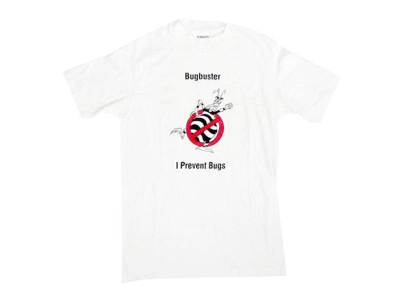 Bugbuster I Prevent Bugs T-Shirt