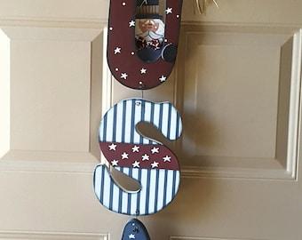 USA - Uncle Sam Door Hanging